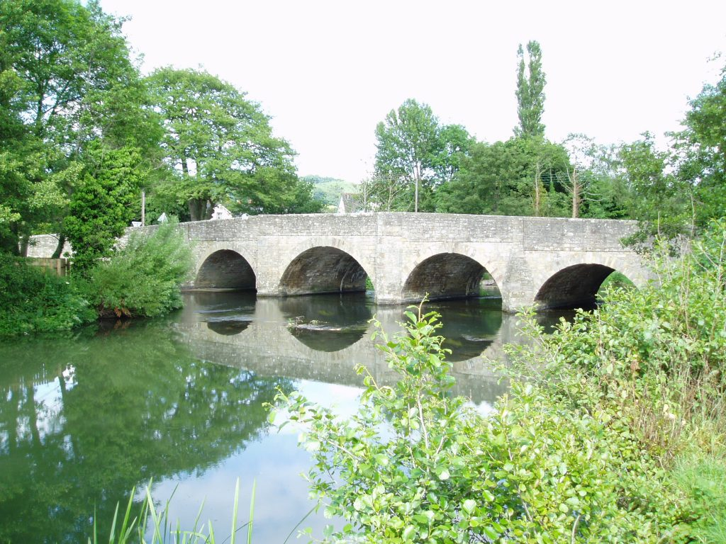 Leintwardine Bridge